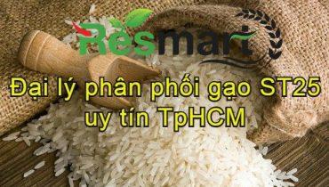 ResMart – Đại lý phân phối gạo ST25 Sóc Trăng uy tín TPHCM